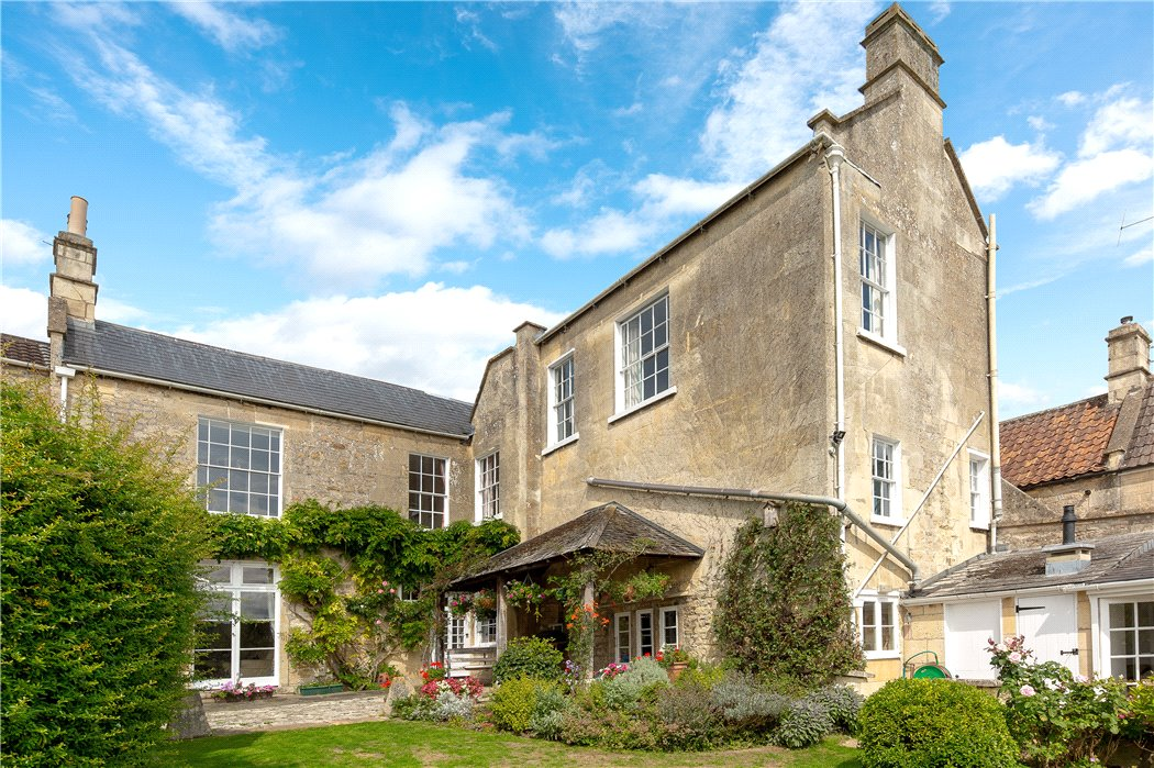 High Street, Batheaston, Bath, Somerset, BA1 A Grade II Listed 5 bedroom  family house in Batheaston, BA1