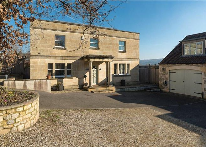 4 Bedroom House For Sale High Street Batheaston Bath