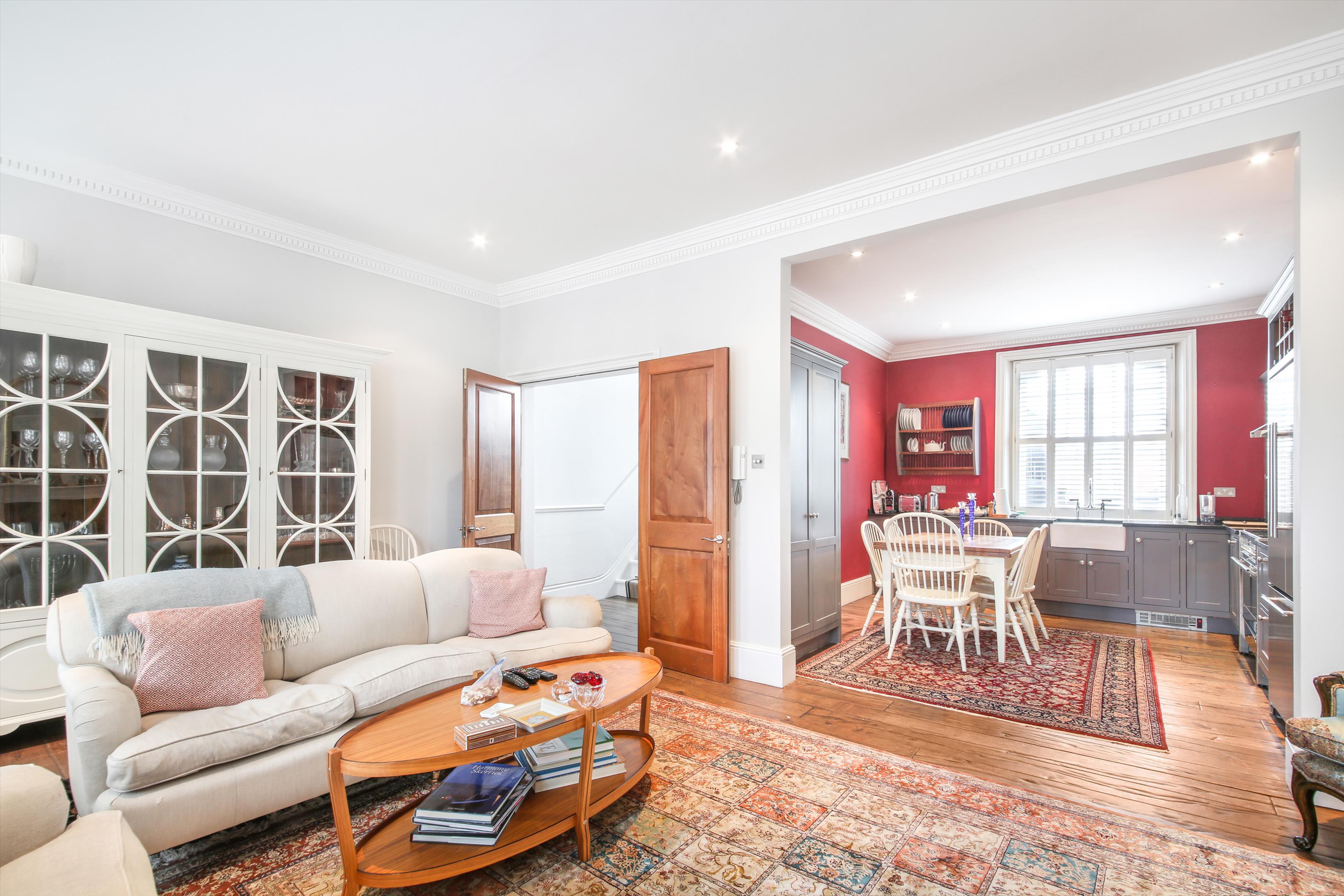 Flat For Sale In Oakley Street Chelsea London Sw3 Chl190107 Knight Frank