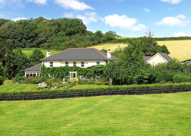 5 Bedroom House For Sale In Llwyn Cecil Farm Hardwick Abergavenny Monmouthshire Np7