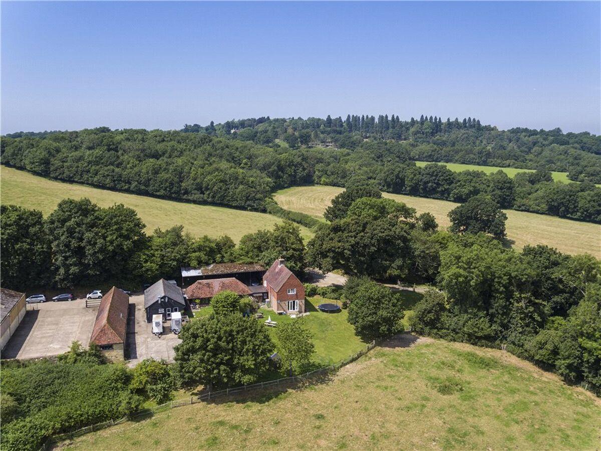 house for sale in Lodgefield Farm, Blackham, Tunbridge ...