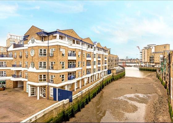 Limehouse Wharf, 148 Narrow Street, Limehouse, London, E14
