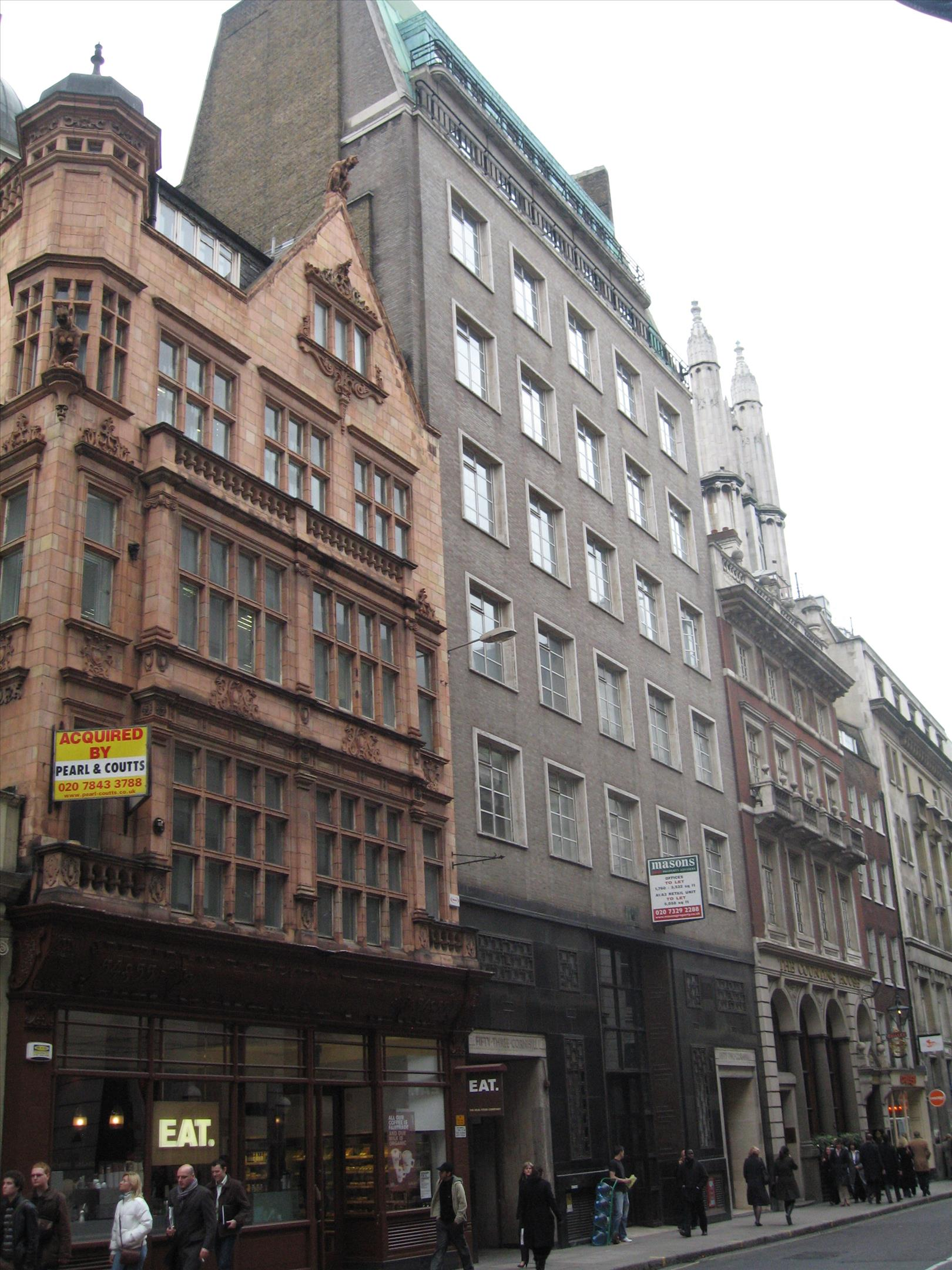 Office To Rent In 52 Cornhill Greater London London Ec3v 3pd Cpd212706 Knight Frank
