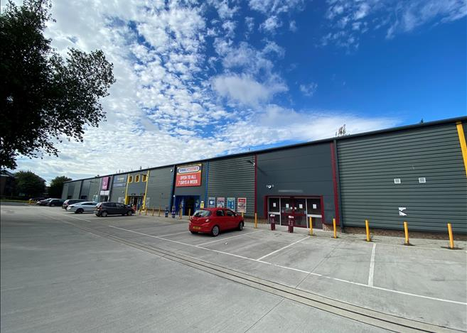 Industrial Estate To Rent In Western Approach Trade Park
