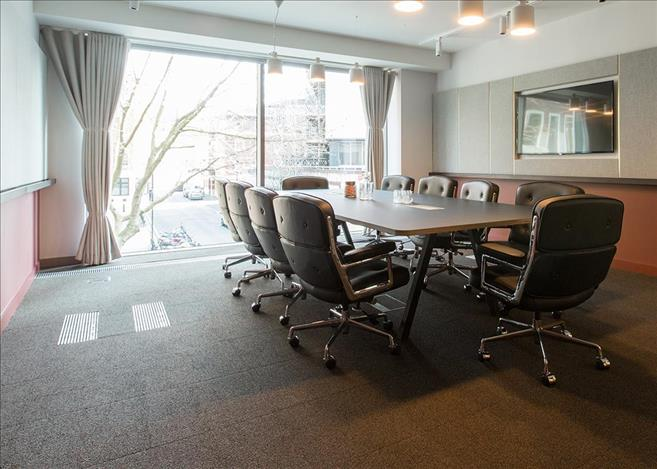 Office (Serviced Offices) to rent in The Bloomsbury Building, 10