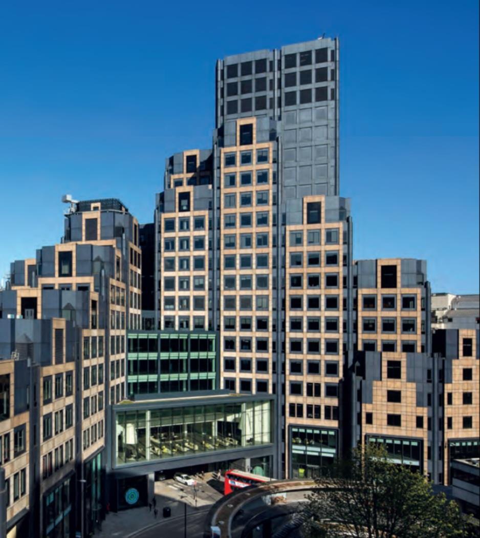 Office To Rent In 200 Aldersgate Street London Ec1a 4hd