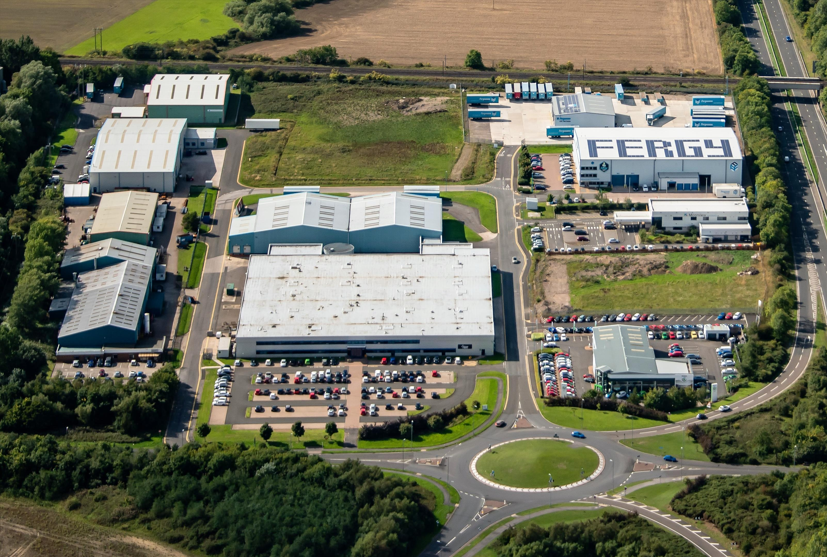 Industrial Estate to rent in Northumberland Business Park West