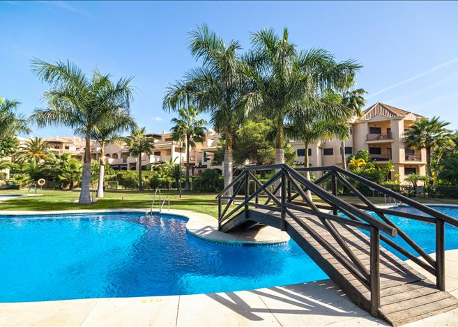 2 bedroom apartment for sale in marbella puerto banus marbella malaga