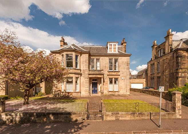 8 10 Bedroom House For Sale In Ettrick Road Edinburgh Midlothian Eh10