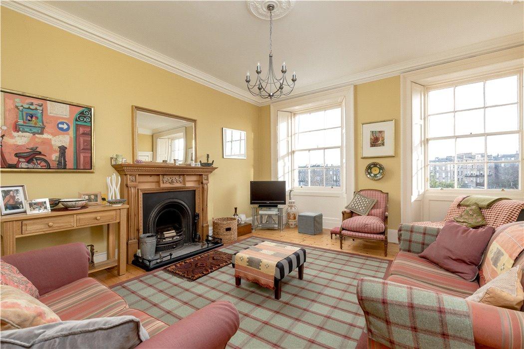 Flat For Sale In Eton Terrace Edinburgh Midlothian EH4