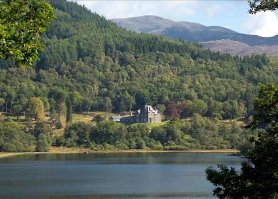 Trossachs, Callander, Stirlingshire, FK17