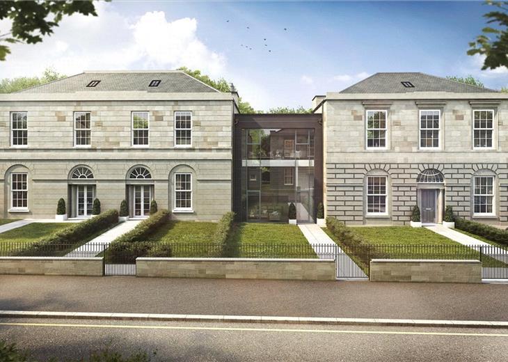 New Build Homes for Sale in Edinburgh - Knight Frank (UK)
