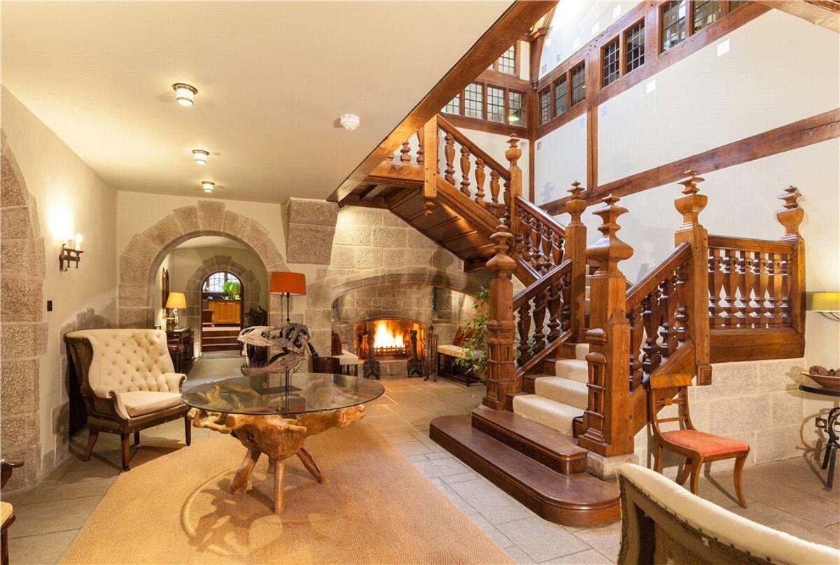house for sale in Chagford, Newton Abbot, Devon, TQ13 ...