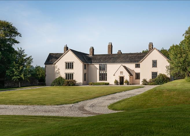 5 Bedroom House For Sale In Wembworthy Chulmleigh Devon Ex18