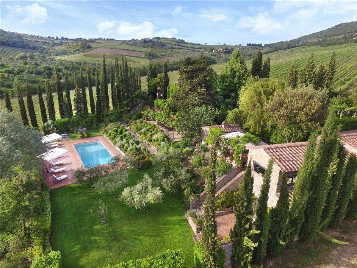villa for sale in Casale Panzano, Florence, Tuscany   FLO20 ...