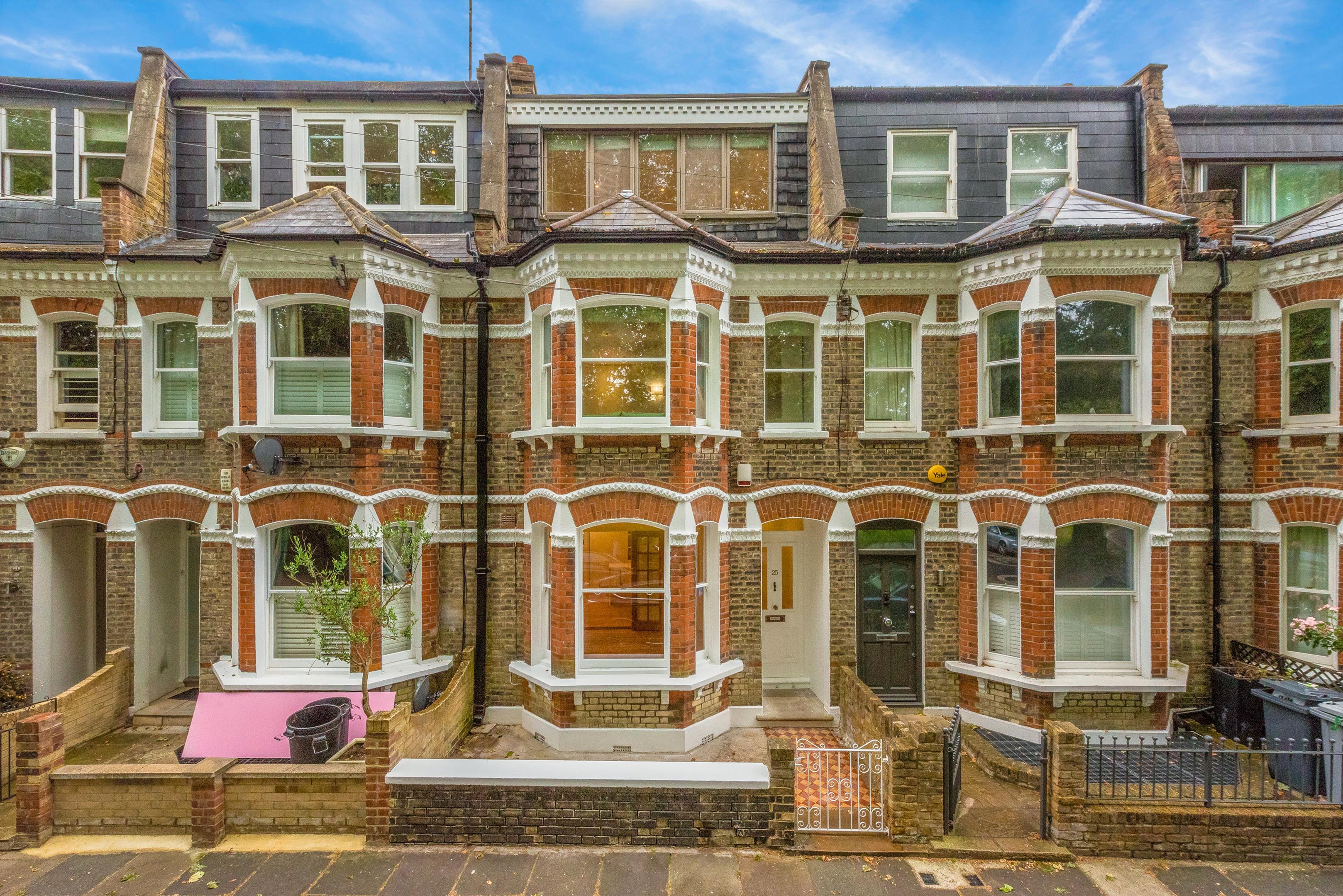 Favart Rd, London SW6, UK - Source: Knight Frank