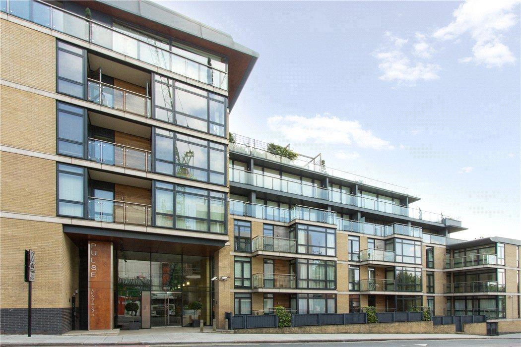 Pulse Apartments, 52 Lymington Rd, London NW6 1HQ, UK - Source: Knight Frank