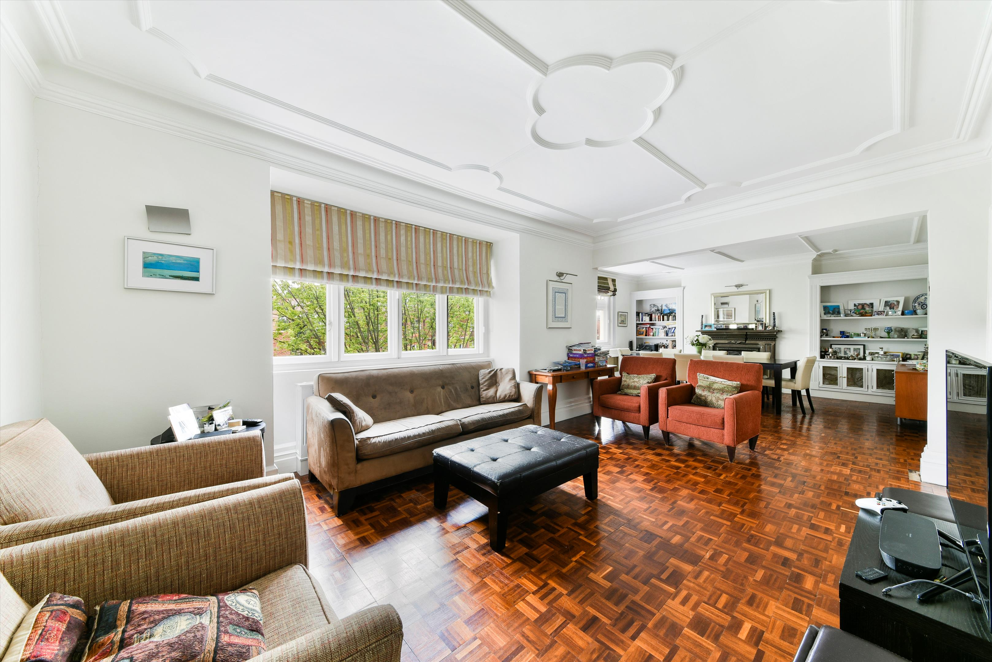 Avenue Mansions, Finchley Rd, London NW3 7AX, UK - Source: Knight Frank