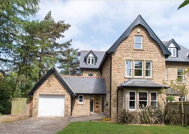 5 Bedroom House For Sale In Kent Road Harrogate North Yorkshire Hg1