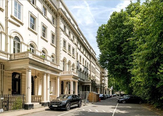 Westbourne Terrace, Paddington, London, W2