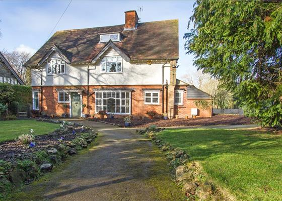 Wood Road, Hindhead, Surrey, GU26