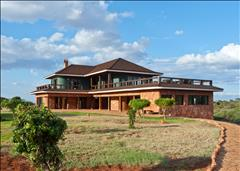 Osero House, Amboseli, kenya