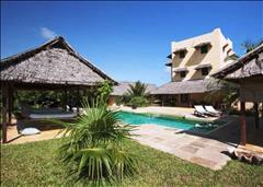 Lamu Island, Kizingoni Beach, Pepo House