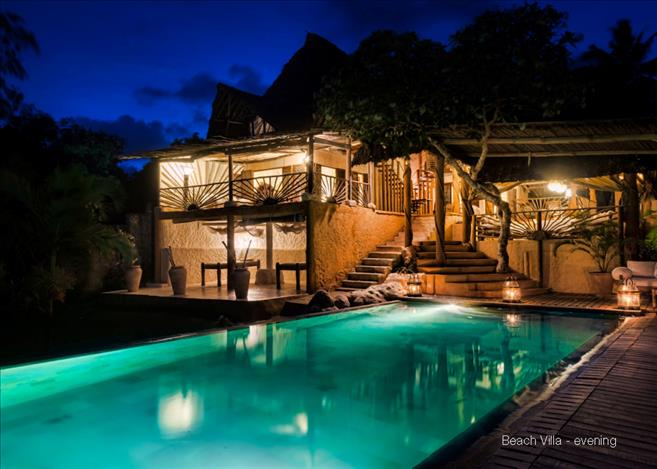 Villa For Sale In Diani A Unique Waterfront Property
