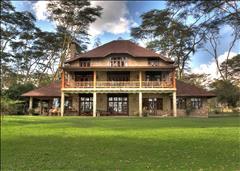 Naivasha, Oloidien Bay House