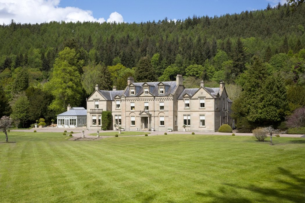 10 bedroom house. house for sale in Melrose  Roxburghshire TD6 LAU140035 Knight Frank