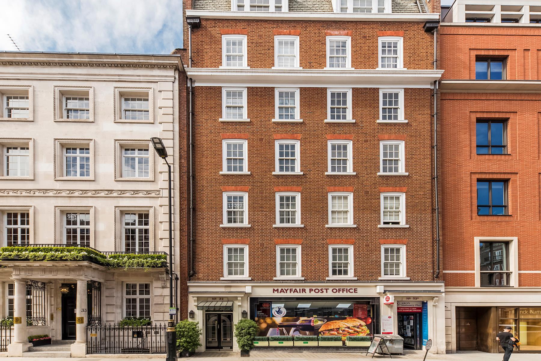 Grosvenor St, London W1K, UK - Source: Knight Frank