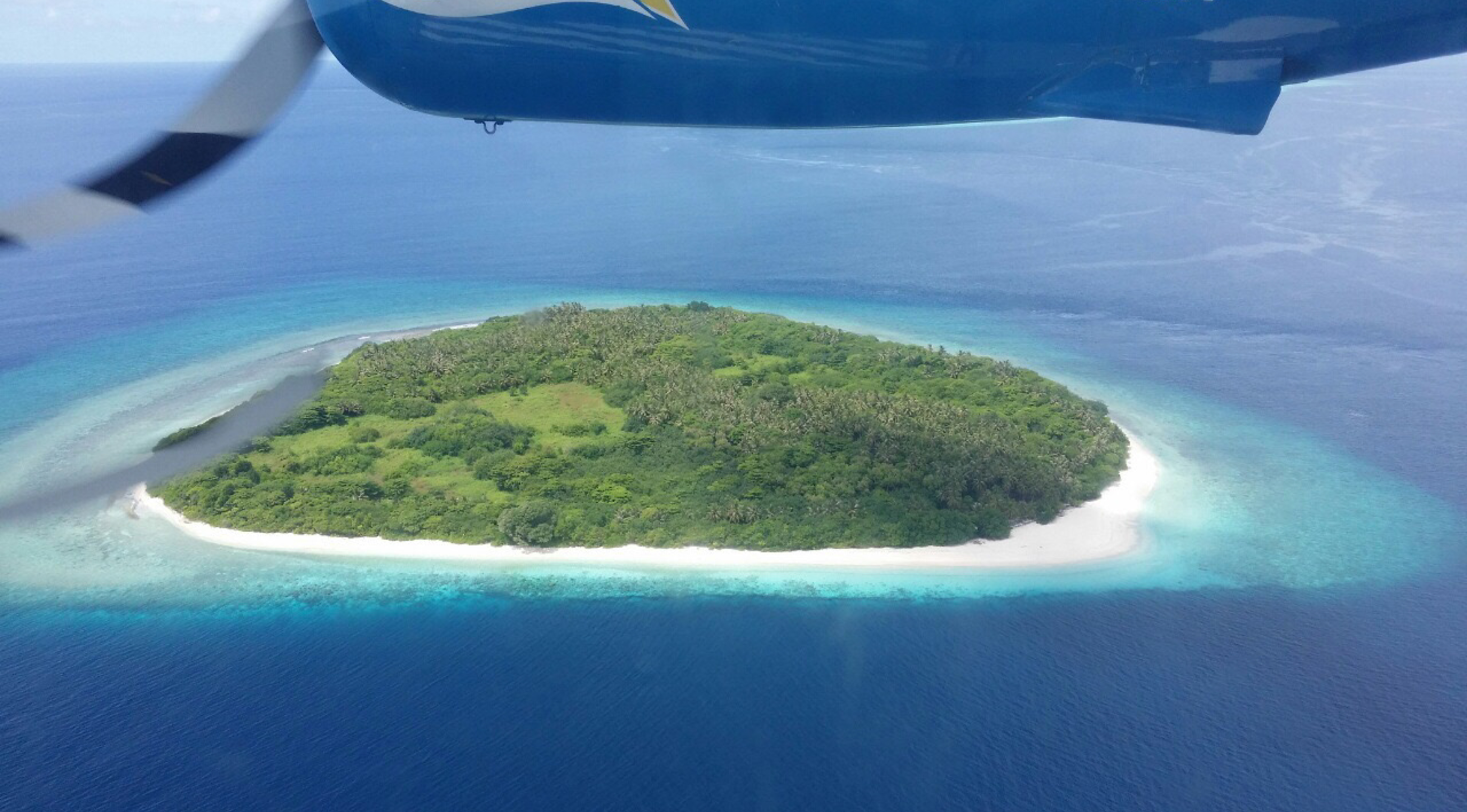 Island for sale in Coral Island Noonu Atoll Maldives