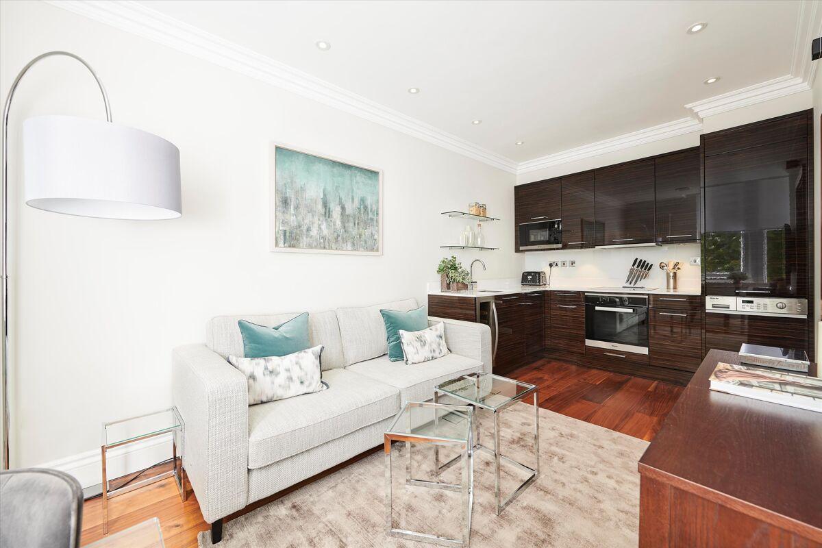 Immobilien zur Vermietung - Garden House, Kensington