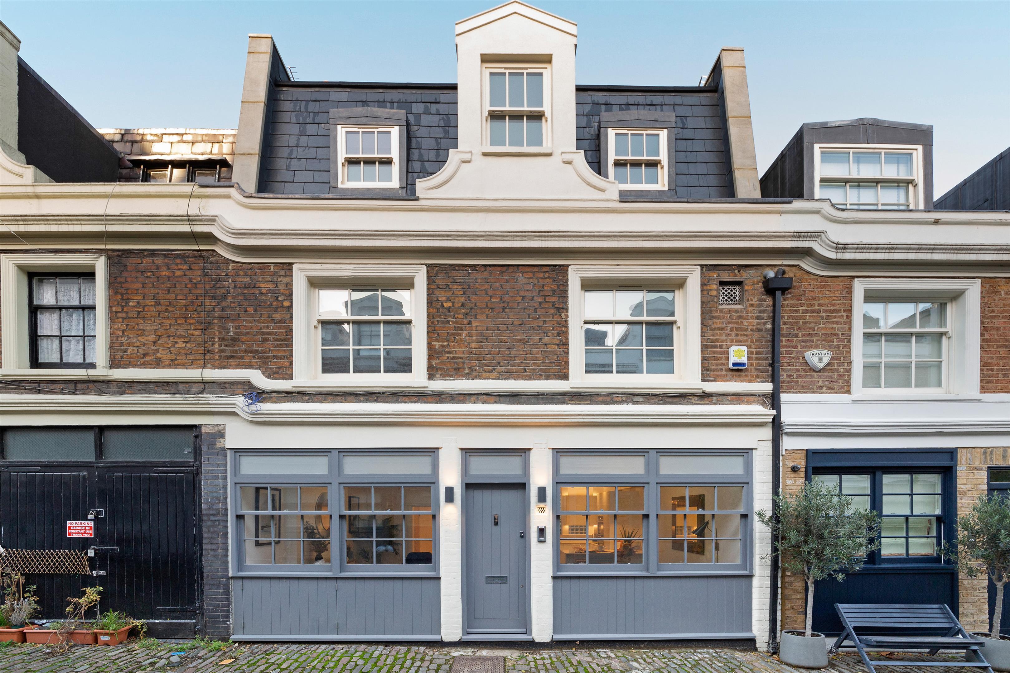 Denbigh Cl, London W11, UK - Source: Knight Frank