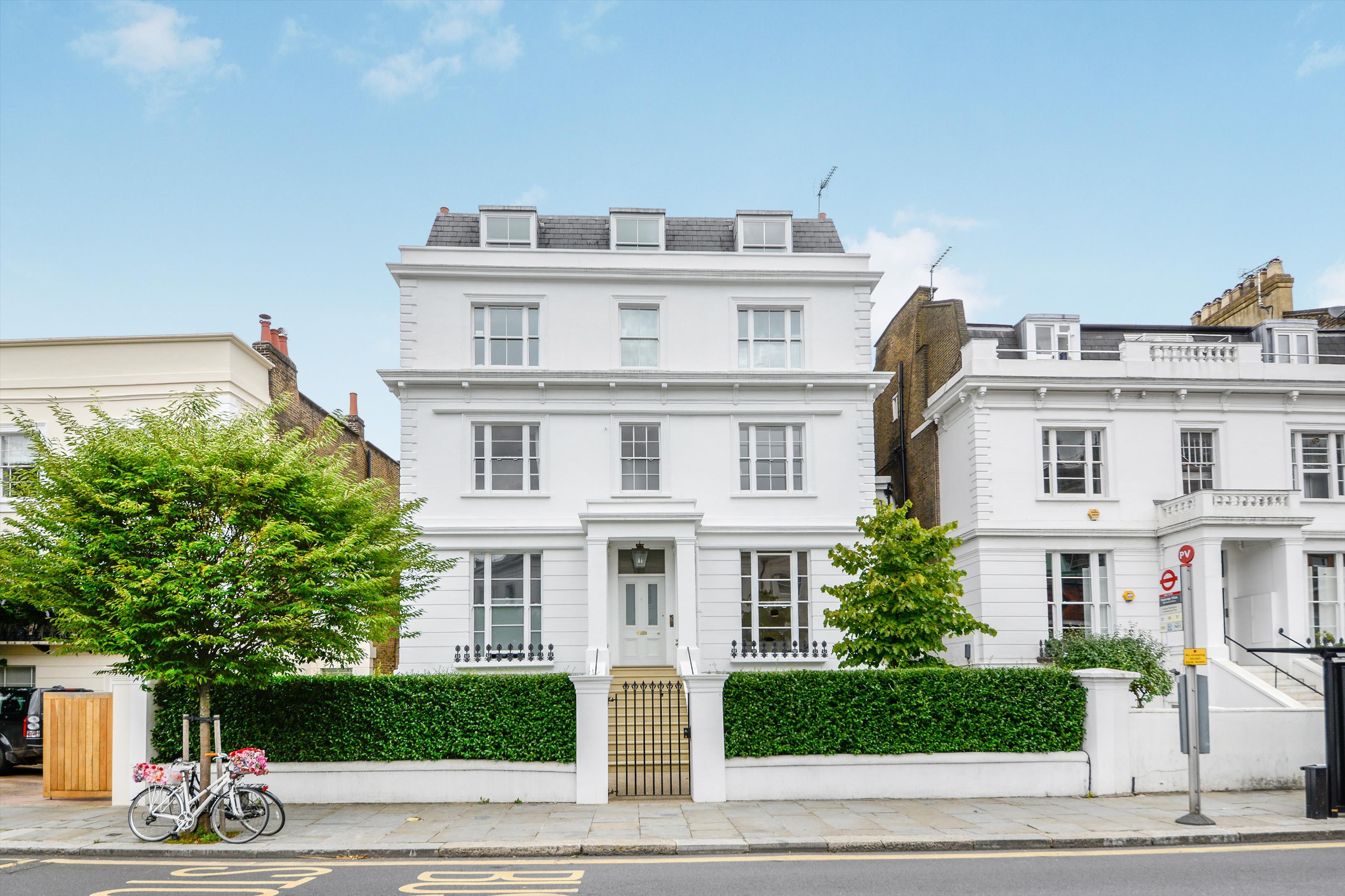 Pembridge Villas, London W11, UK - Source: Knight Frank