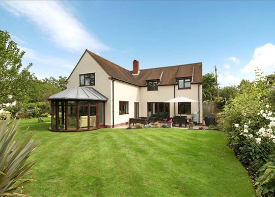 Manor Road, Towersey, Thame, OX9