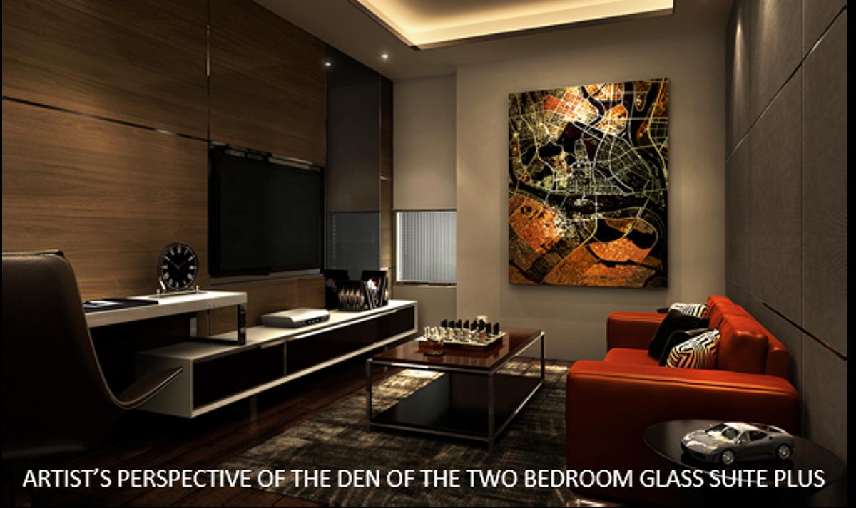 Villa Na Prodazhu V Two Bedroom Glass Suite Plus At Park Central Tower South Makati Avenue Cor Paseo De Roxas Makati City Phinvcom66 Knight Frank