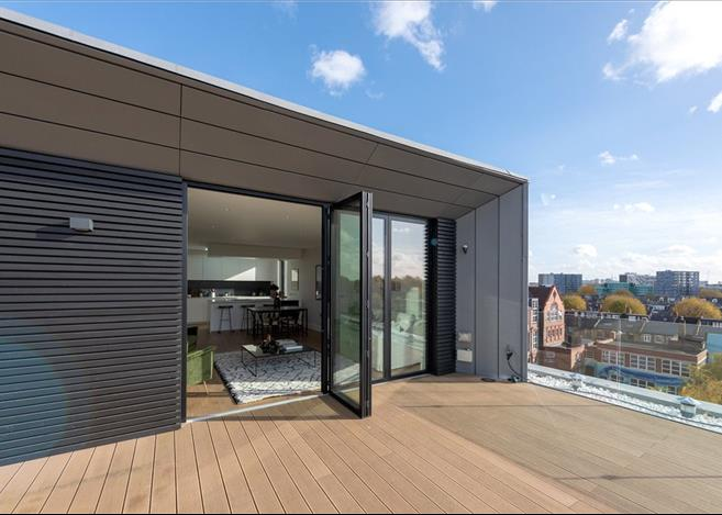 penthouse for sale in salusbury road queen s park london nw6