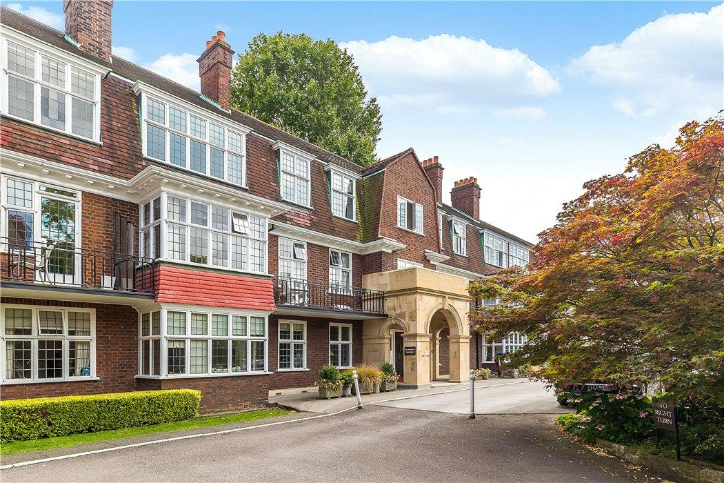 flat for sale in Queensberry House, Friars Lane, Richmond, TW9