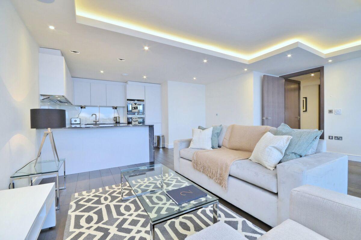Flat To Rent In Countess House Chelsea Creek Thurstan Street Fulham London Sw6 Riq238026 Knight Frank