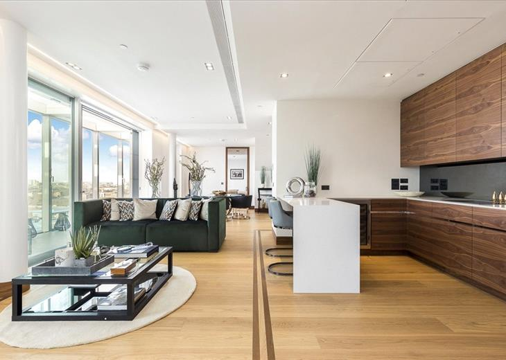 New Build Homes for Sale in Battersea - Knight Frank (UK)