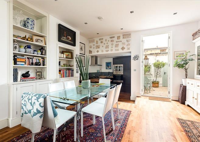 House For Sale In Falcon Grove Battersea London Sw11