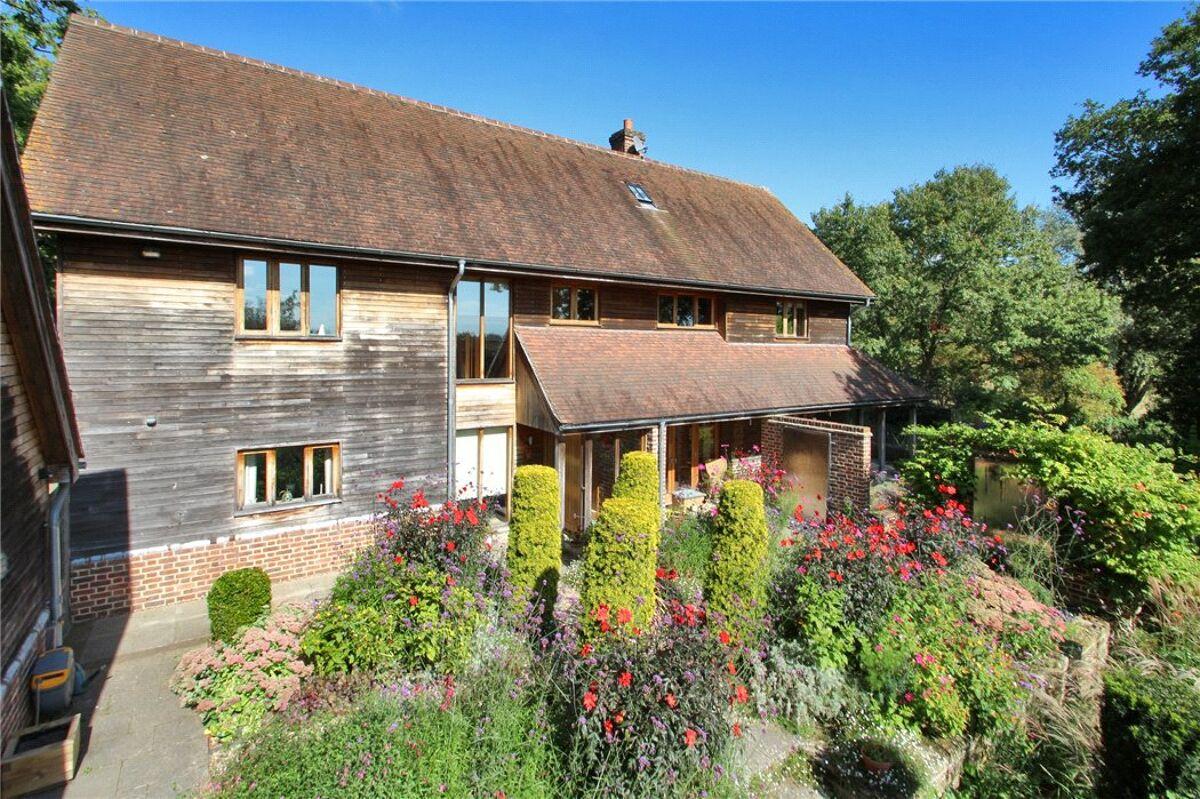 house for sale in Long Barn Road, Weald, Sevenoaks, Kent ...