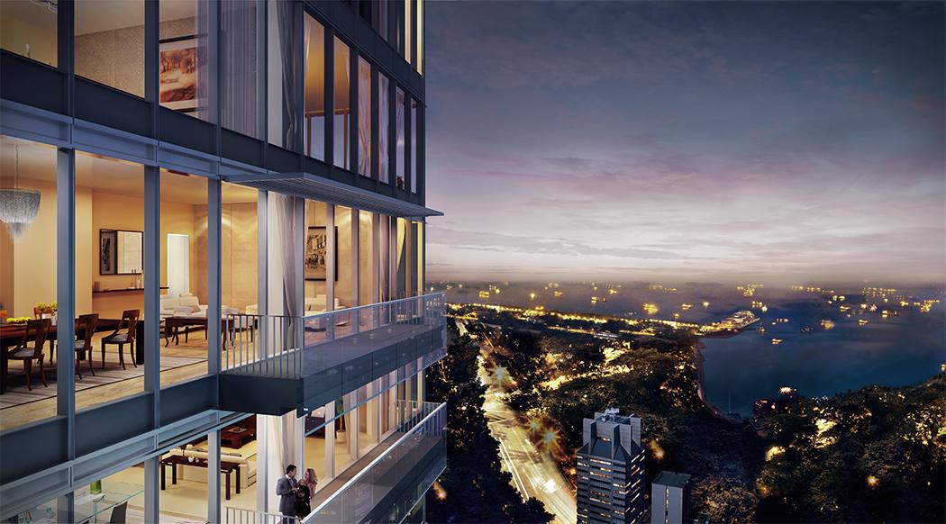 1-4 bedroom house for sale in Wallich Residences, 3 Wallich Street, Singapore