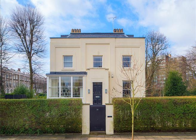 4 Bedroom House For Sale In St Johns Wood Park London Nw8