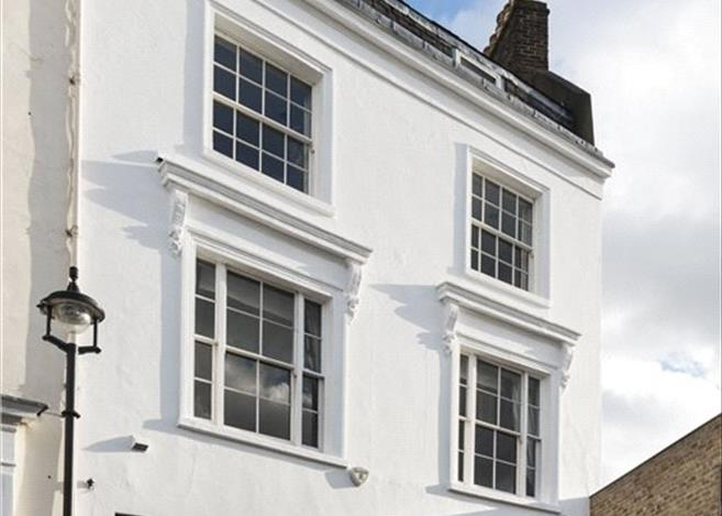 House For Sale In Alma Square St John S Wood London Nw8