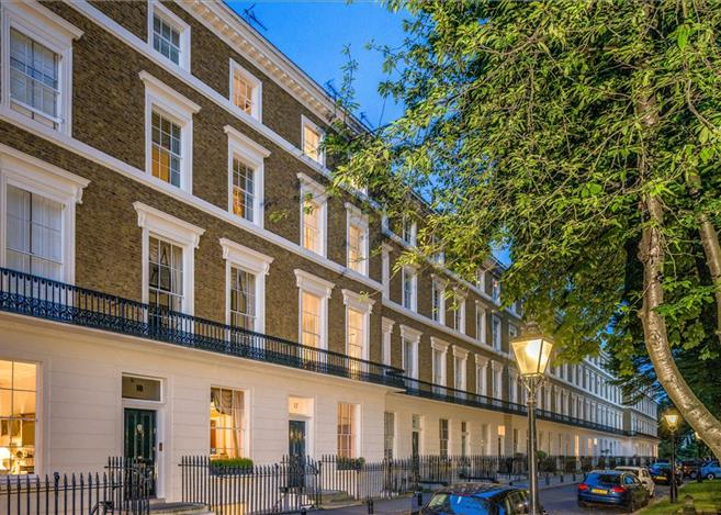 Properties for sale in nw1 for 10 york terrace east london