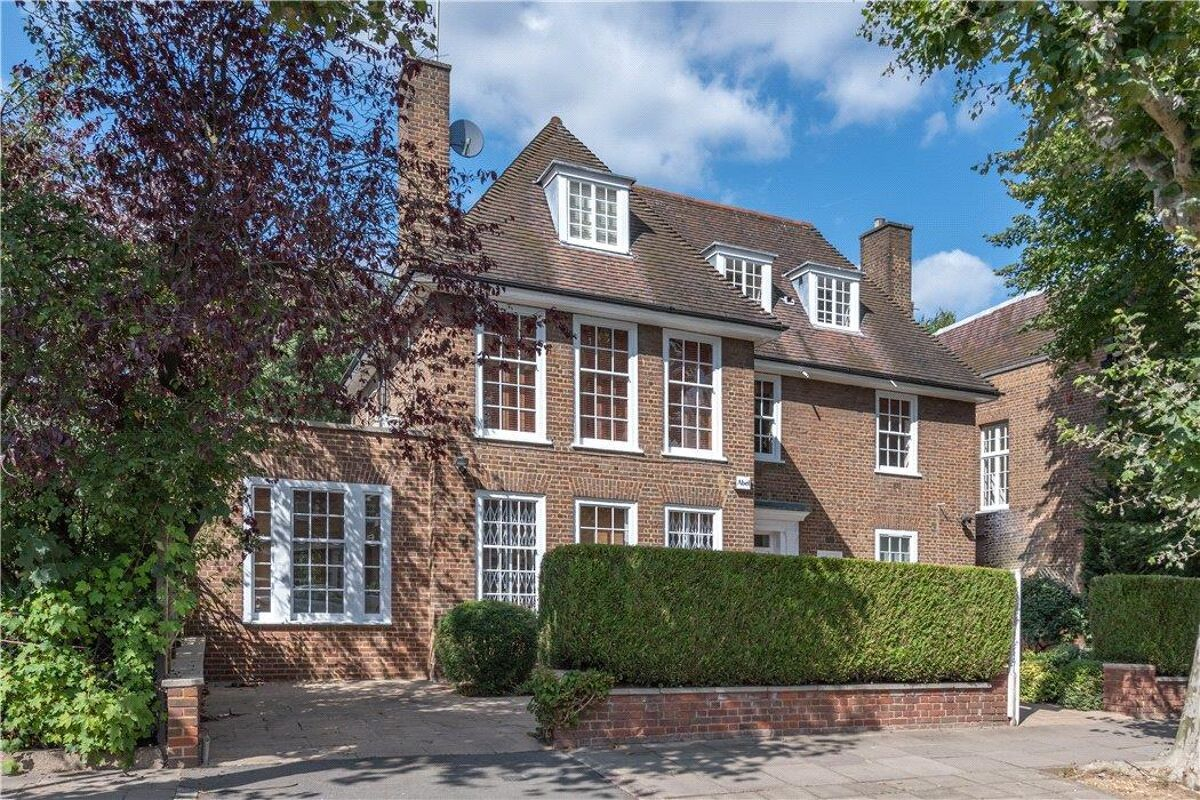 house for sale in Springfield Road, St John's Wood, London ...