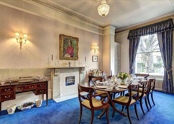 Carlyle Square, Chelsea, London, SW3
