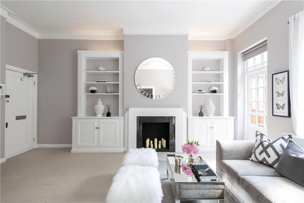 flat for sale in Kings Court North, Chelsea, London, SW3 - SLA180018 ...